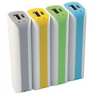 POWER BANK 2200MAH (M-PB22C) VERDE