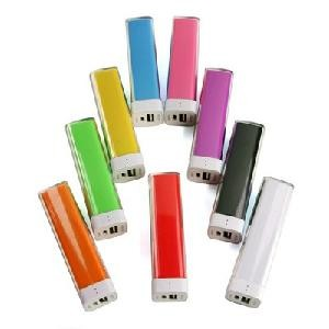 POWER BANK LIPSTICK 2600MAH (SW-HD12) NERO