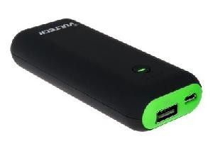POWER BANK PB-5200V VERDE-NERO